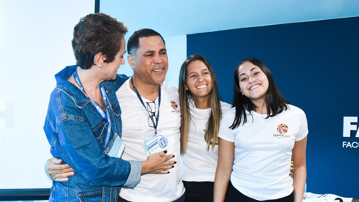 ACAMP FAMATH 2019_ COMEMORAÇÃO