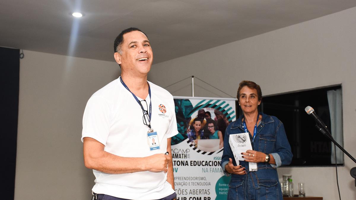 ACAMP FAMATH 2019_ PROFESSOR MARCOS E VALERIA