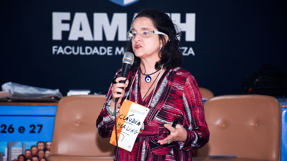 Claudia Herling - SEBRAE